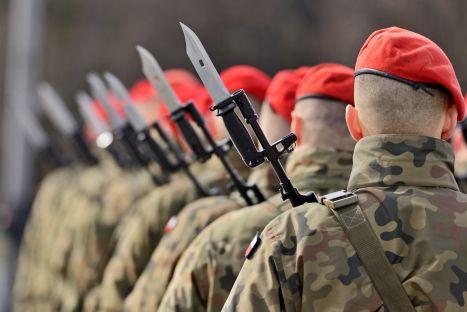 Przetarg w wojsku za 80 mln zł