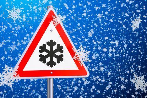Burza śnieżna zamroziła produkcję czipów