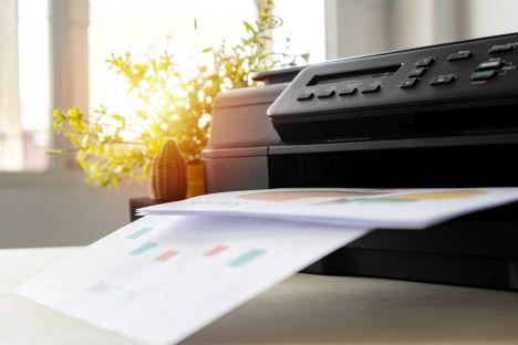 Rynek drukarek odżył