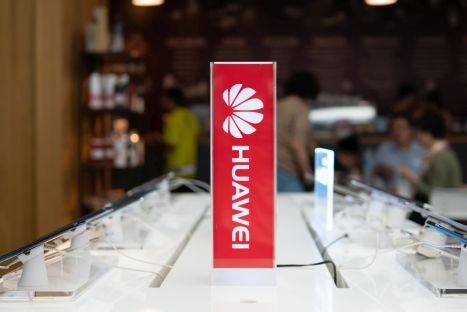Huawei punktuje Polskę