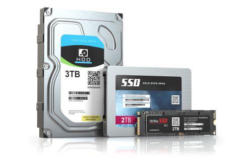 Dostawy SSD przebiły HDD. Ceny idą w dół
