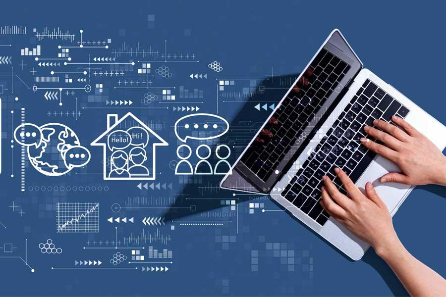 Domowe biura coraz bardziej mobilne