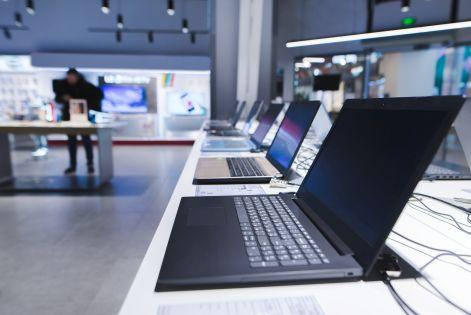Mniej notebooków wjechało na rynek
