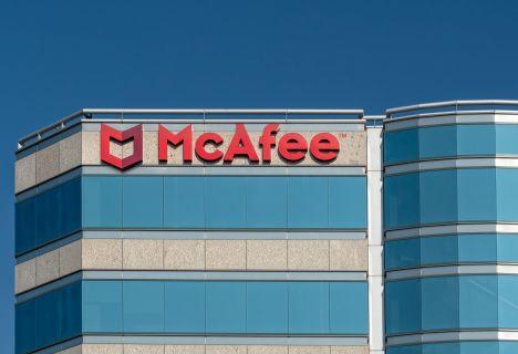 McAfee sprzedaje dział biznesowy za 4 mld dol.