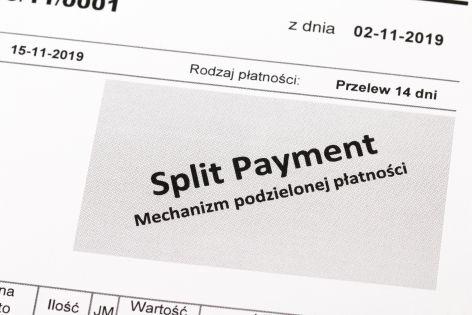 Split payment: uwaga na faktury korygujące