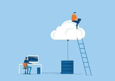 64 proc. polskich firm działa w chmurze. Jednak się do niej nie palą