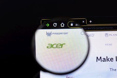 Szantażyści żądają od Acera 50 mln dol.