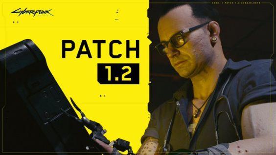 Cyberpunk 2077 Patch 1.2. Aktualizacja już dostępna