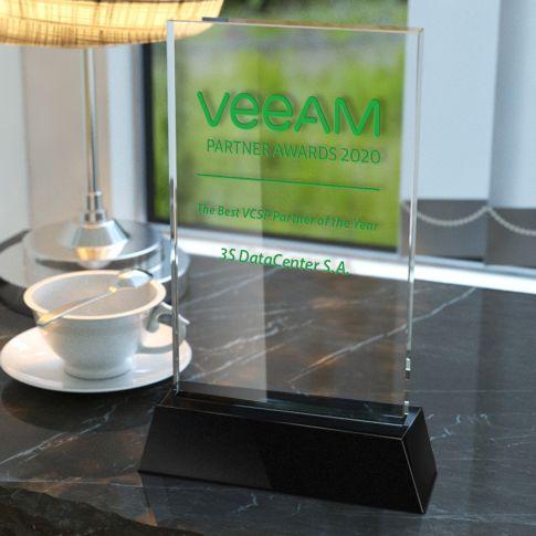 Veeam nagrodził polskich partnerów