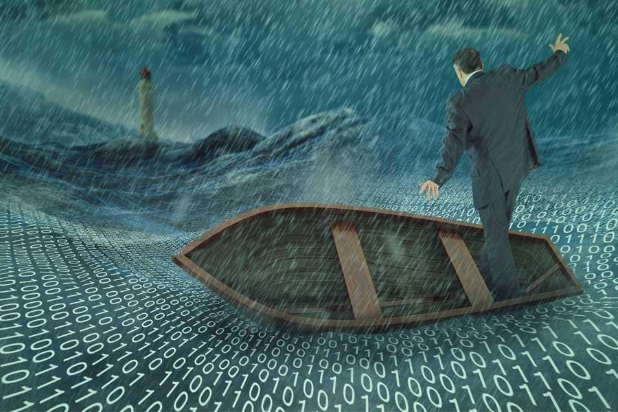 Zatopieni w jeziorze danych