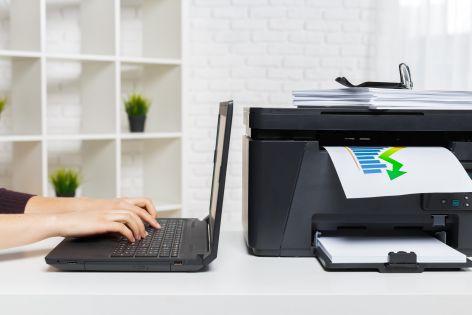 200 proc. więcej drukarek kupowanych online