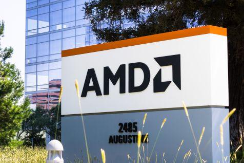AMD podwoiło sprzedaż
