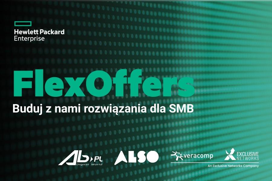 HPE FlexOffers: nowy program sprzedażowy dla resellerów