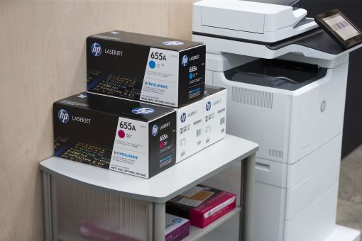 Ponad 4,5 mln podrobionych produktów HP
