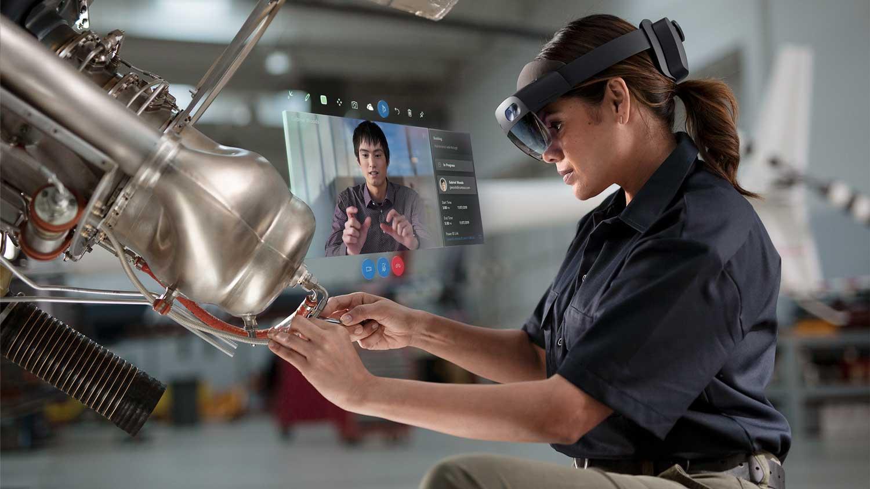 Gogle HoloLens 2 zrewolucjonizują optymalizację procesów?