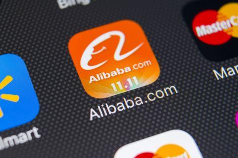 Pierwsza strata Alibaby