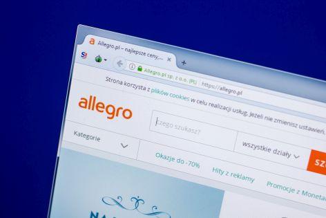 Allegro ruszy z zagraniczną ekspansją