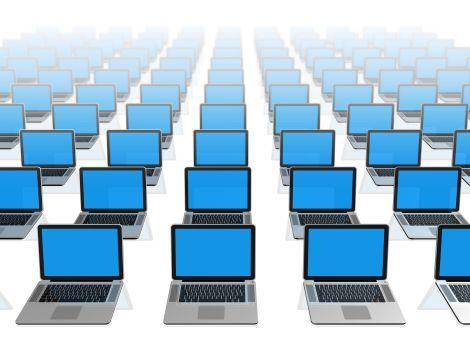 Dostawy laptopów wzrosną o 10 proc. w II kw. br.