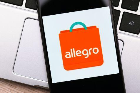 Allegro zwiększyło zysk o 157 proc.