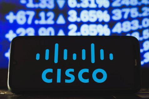 Cisco na fali. Najwyższy wzrost zamówień od 9 lat