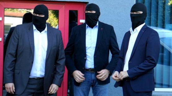 Przetarg w Olsztynie. Trzech zatrzymanych