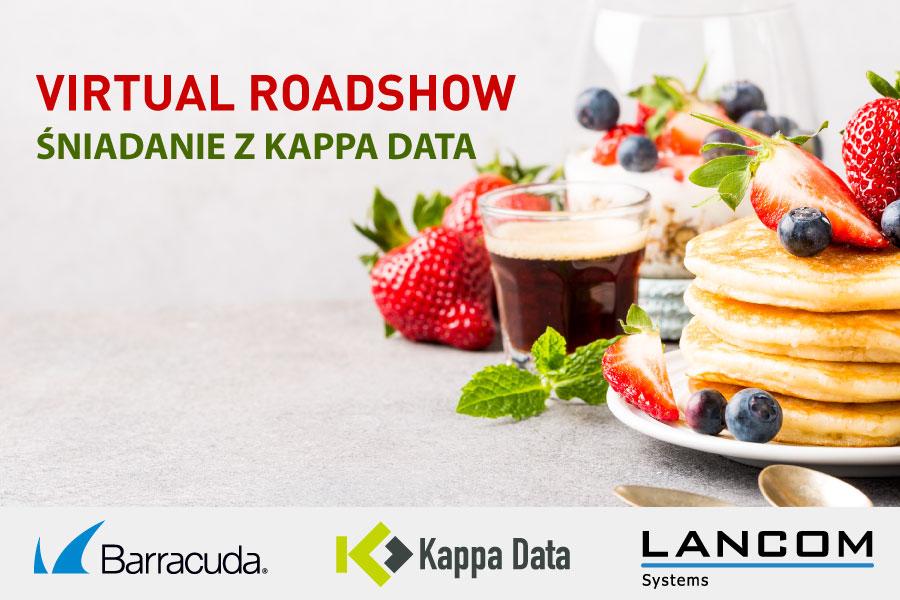 Śniadanie z Kappa Data. Zaproszenie dla integratorów