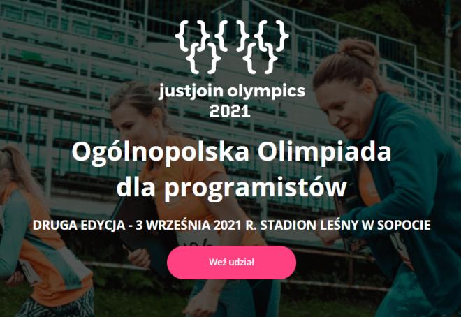 Sprint z laptopem i rzut myszką, czyli… olimpiada dla programistów powraca!