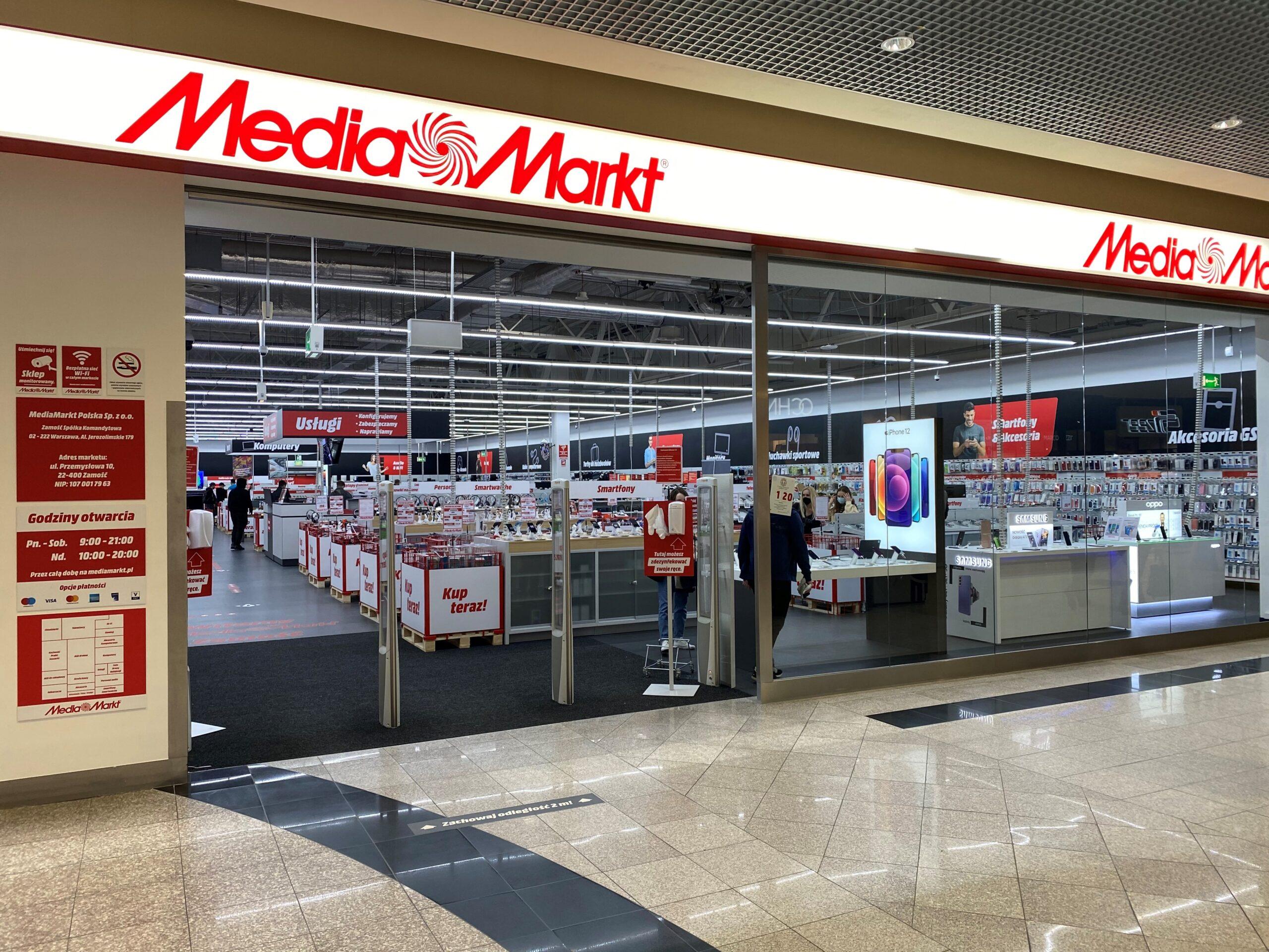 Ceny w Media Markt w Niemczech są niższe niż w Polsce? Sieć komentuje
