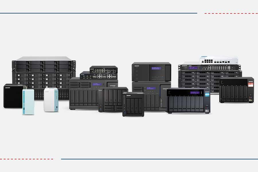 Transformacja cyfrowa z urządzeniami marki QNAP
