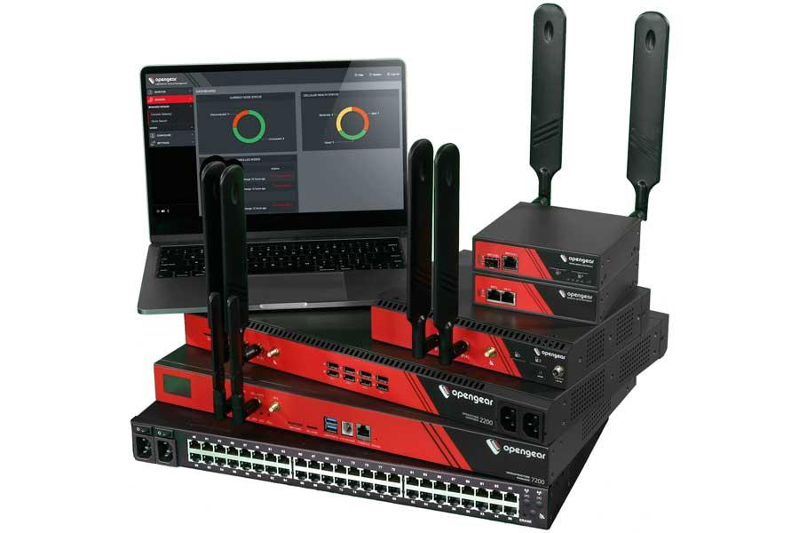 Bezpieczna sieć z dostępem z zewnątrz