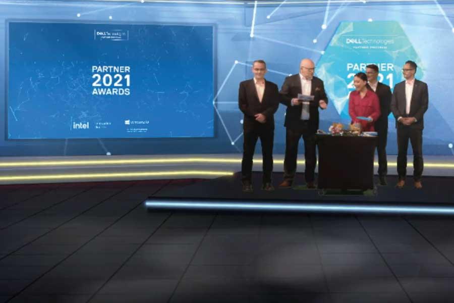 Dell Technologies Partner Awards 2021