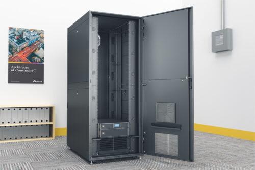 Centrum danych w skali mikro dla środowisk brzegowych i małych obiektów IT