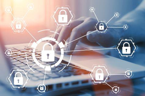 Duża firma IT security na intensywnych zakupach