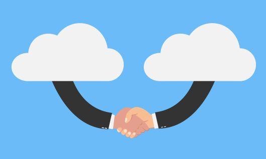 Strategiczne partnerstwo w chmurze