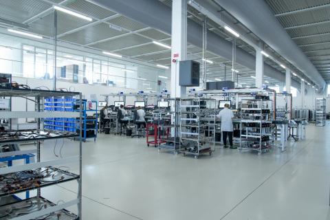 Intel zbudował inteligentną fabrykę