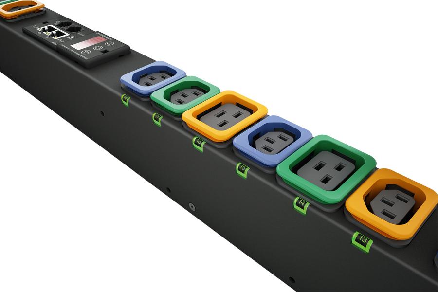 5 kluczowych funkcji listwy zasilającej PDU do montażu w szafie