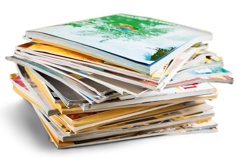 Sklepy internetowe drukują katalogi