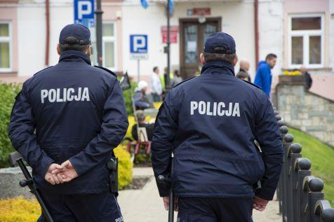 Policja chce robić backup za 5 mln zł