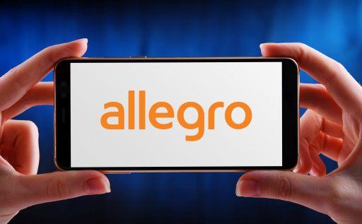Allegro zarobiło na czysto niemal 300 mln zł