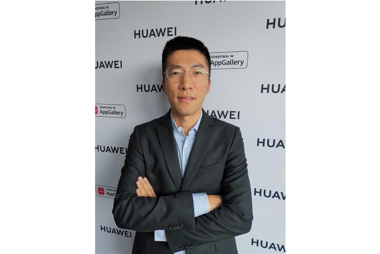 Nowy szef Huawei CBG w Polsce