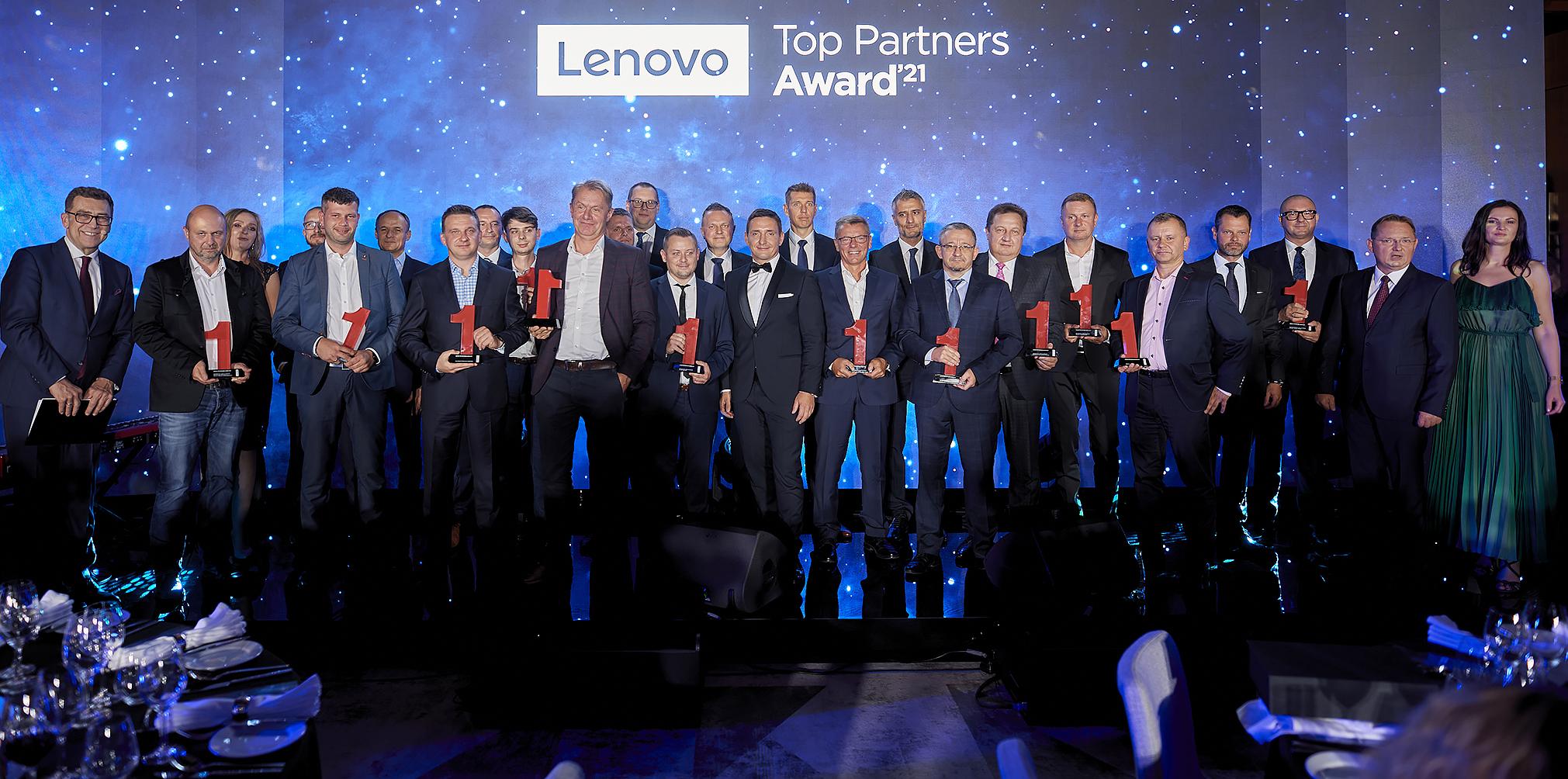 Gala Lenovo Top Partners Award: nagrody rozdane!
