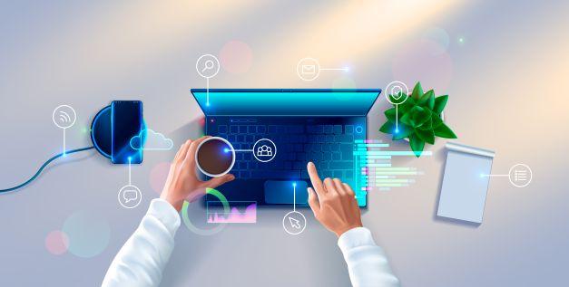 Cyfrowa transformacja pracy nabiera tempa