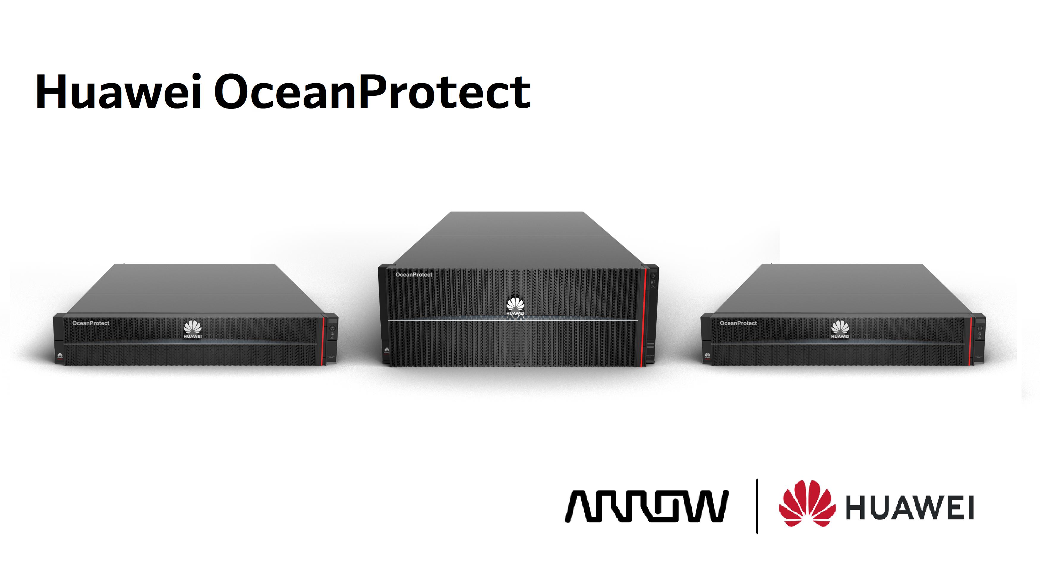 Huawei OceanProtect: kompleksowe rozwiązanie do ochrony firmowych danych