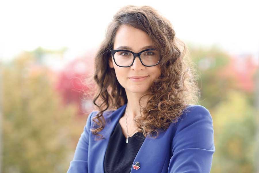 Justyna Orłowska zajmie się transformacją cyfrową edukacji