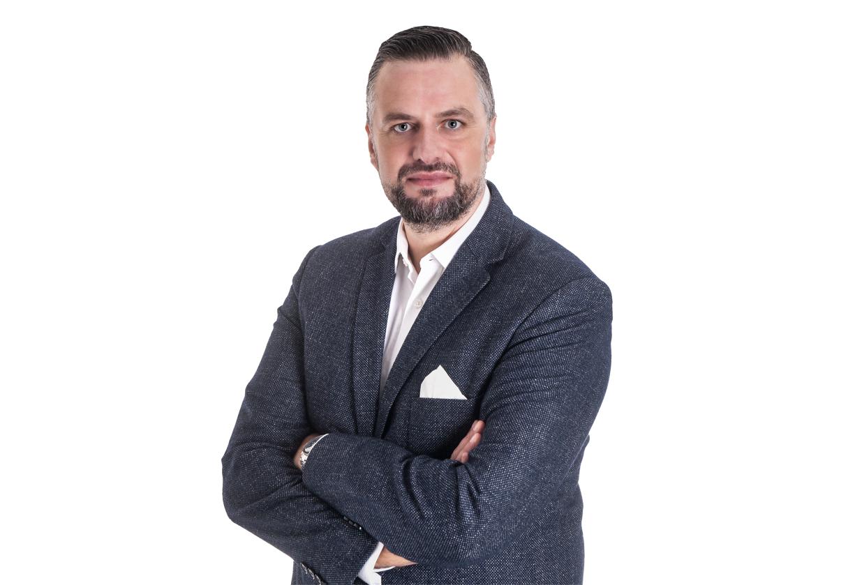 Maciej Mączyński: z Della do Samsunga
