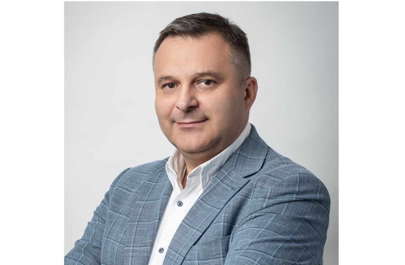 Tomasz Wojda będzie współpracował z resellerami w Vertiv