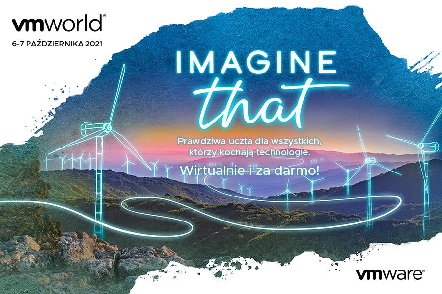 VMworld 2021. Wielka konferencja online już październiku