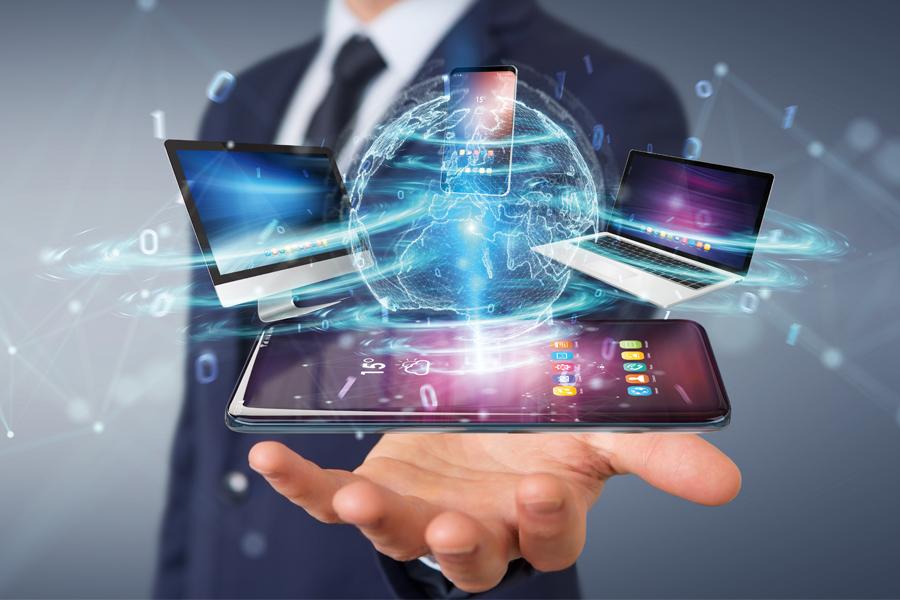 Długa droga do cyfrowej przestrzeni pracy