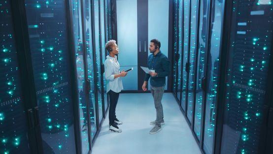 Centra danych nie spełniają wymagań