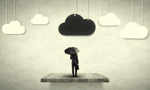 Główny problem we wdrażaniu chmury